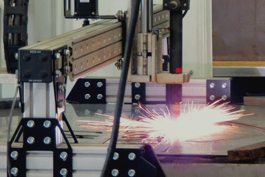 Cnc Plazma Kesim Makinası
